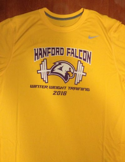 Hanford Falcon Shirts