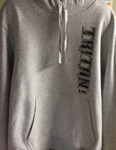 Tritan Plumbing sweatshirts