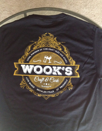 Wook's Craft & Cork shirts
