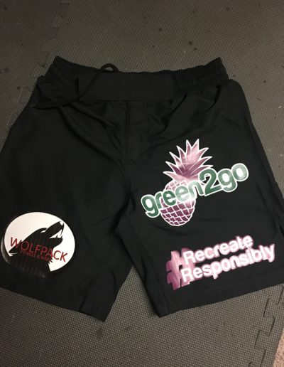 Green2Go Shorts