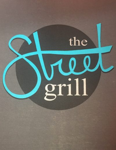 The Street Grill t-shirts
