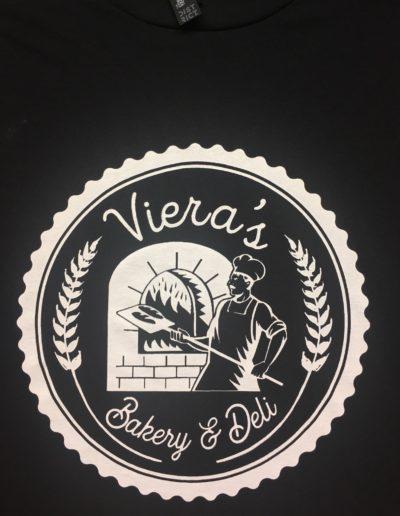 Viera's Bakery & Deli shirts