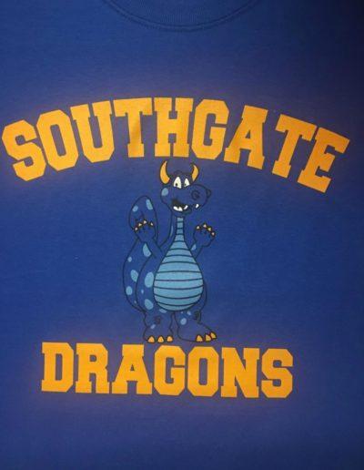 Southgate dragons