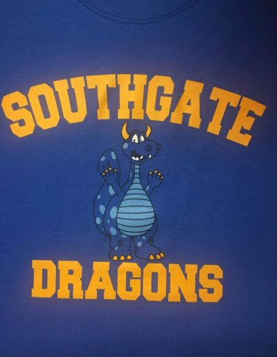 Southgate dragons